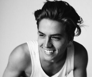 cole sprouse, boy, and smile image
