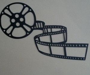 cinema, tattoo, and idea image