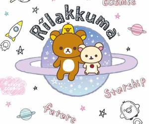 bear, kawaii, and rilakkuma image