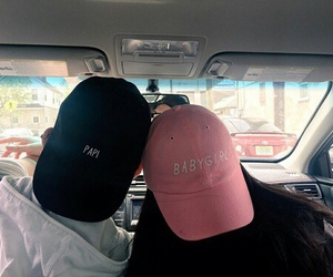 couple, goals, and pink image