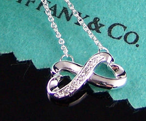 infinity, necklace, and cute image