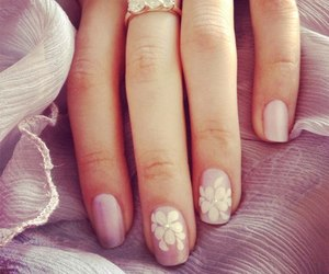 elegance, fancy, and nail art image