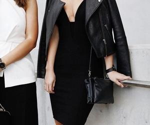 black, fashion, and classy image