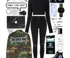 fashion, justin bieber, and purpose tour image