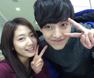 the heirs, park shin hye, and kang ha neul image