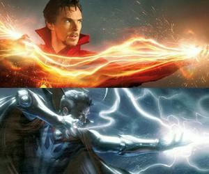 Marvel and doutor estranho image