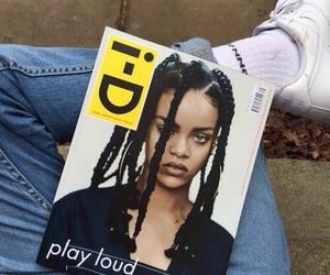 rihanna and magazine image