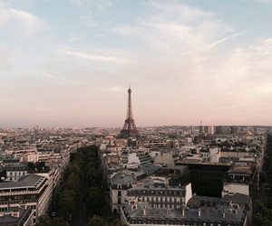 indie, paris, and city image