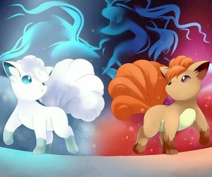 pokemon and vulpix image