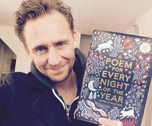 book, handsome, and tom hiddleston image