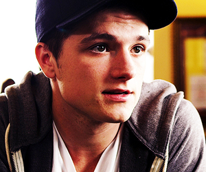 josh hutcherson and boy image