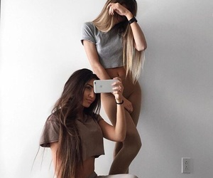 beautiful, besties, and fashion image