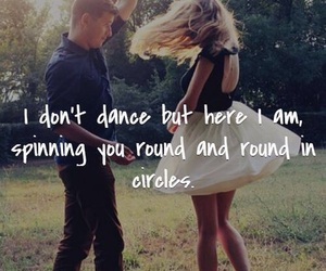 love, dance, and lee brice image