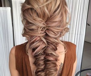 hairstyle, braids, and fashion image