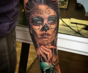 dia de los muertos, hispanic, and latino image