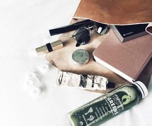 bag, drink, and stuff image