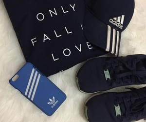 adidas, clothes, and iphone image