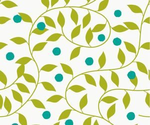 dots, leaves, and patterns image