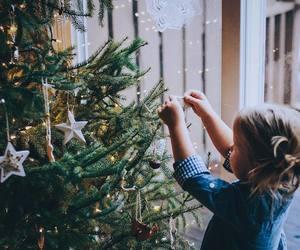 christmas, holiday, and kids image