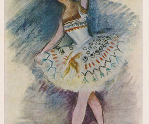 ballet, dance, and etsy image