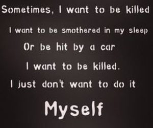 kill, killed, and quote image