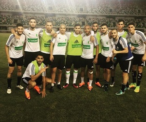 algerian national team image