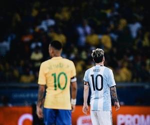 lionel messi, neymar, and neymar jr image