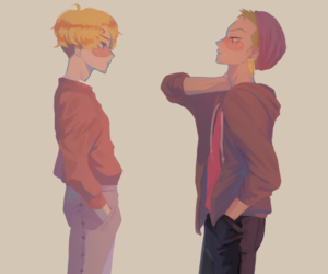 anime, bl, and roronoa zoro image