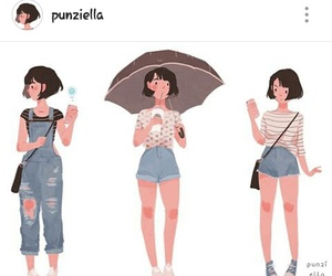 outfits and punziella image
