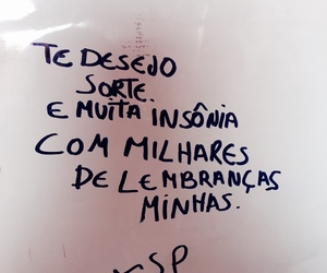 frase, mensagem, and português image