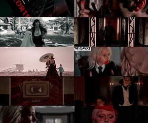 hotel, Lady gaga, and serie image