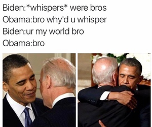 funny, biden, and lol image