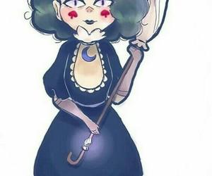 cartoon, fanart, and princesa image
