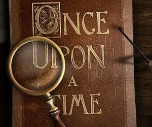 once upon a time and book image