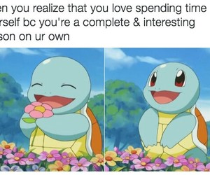 funny, squirtle, and lol image