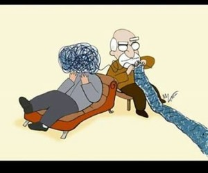 freud, psicanálise, and psicologia image