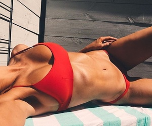 aussie, body, and red image