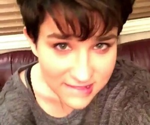 Girl Crush, sexy face, and bex taylor klaus image