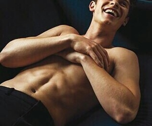 boys, shawn mendes, and six pack image