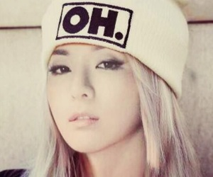 2ne1, sandara park, and dara image