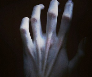 hand, grunge, and dark image