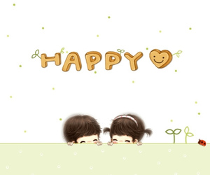 couple, happy, and hide image