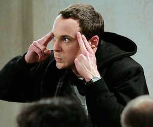 the big bang theory, sheldon, and sheldon cooper image