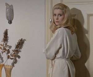 belle de jour, blonde, and girl image