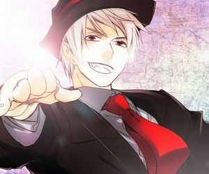 anime, fan art, and prussia image