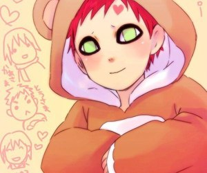 gaara, naruto, and anime image