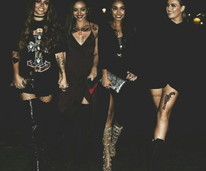 jesy nelson, perrie edwards, and litlle mix image