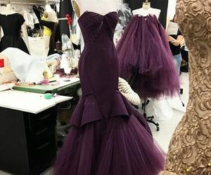 dress and plum image