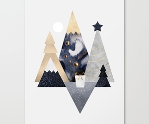 art print, canvas print, and christmas image