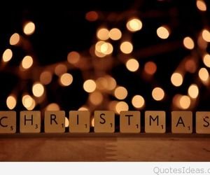 christmas, happy year, and merry christmas image